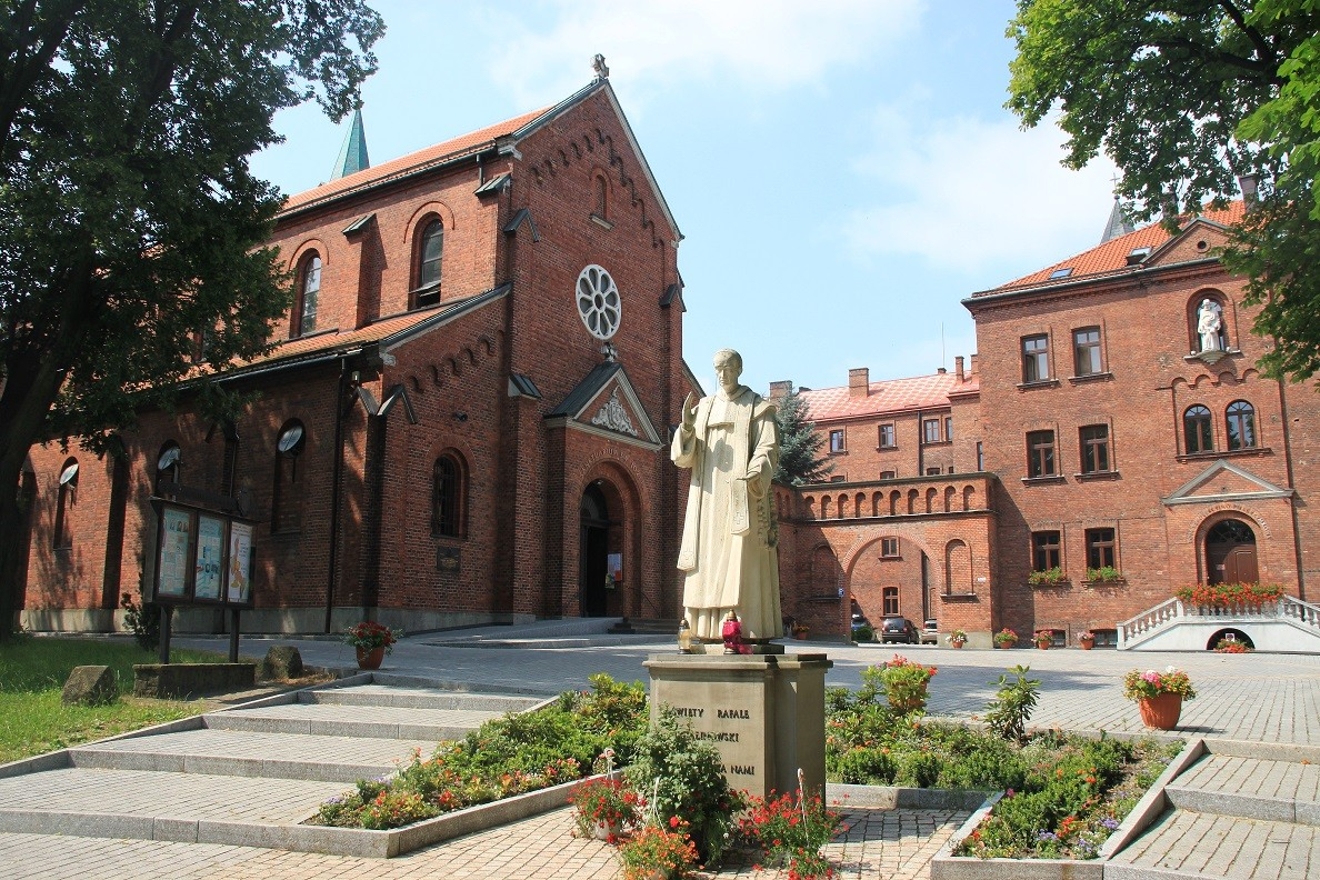 St Joseph Sanctuary – Barefoot Carmelite Monastery