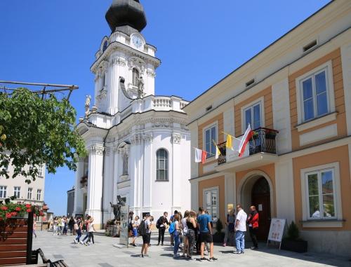 Specjalny bilet do papieskiego muzeum w Wadowicach dla mieszkańców powiatu wadowickiego